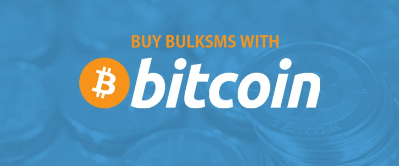 How to Buy Customized Bulk SMS With Bitcoin